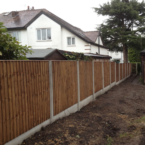 Fencing/Decking